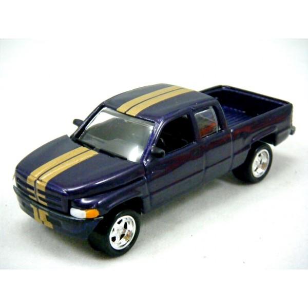 Johnny Lightning Dodge RAM Crew Cab Pickup Truck