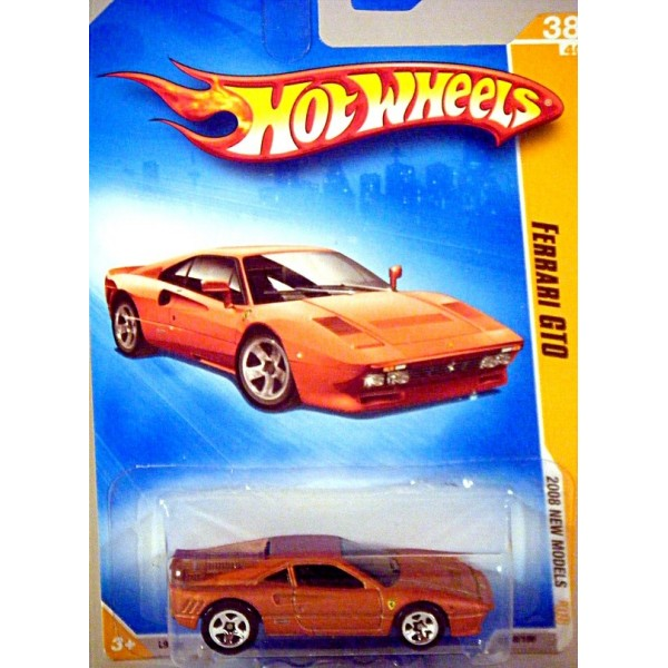 Hot Wheels First Edition Series Ferrari Gto