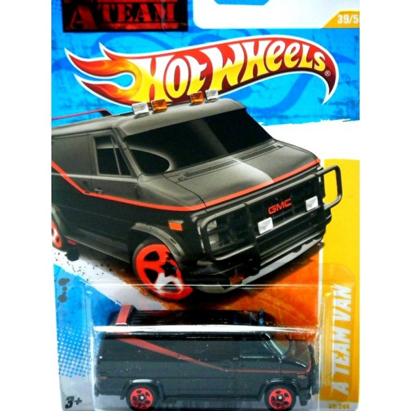 Hot Wheels - The A Tea...