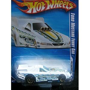 Hot Wheels Ford Mustang NHRA Funny Car
