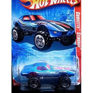 Hot Wheels Chevrolet Corvette C3 Coupe 4x4