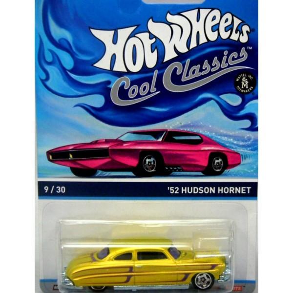Hot Wheels Cool Classics 1952 Hudson Hornet Global