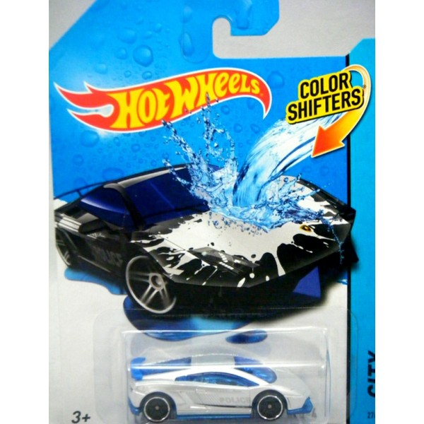 hot wheels color shifters - lamborghini gallardo lp 560-4 - global