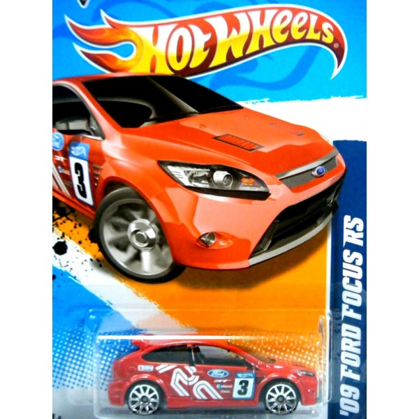 Hot Wheels Ford Focus Rs Global Diecast Direct