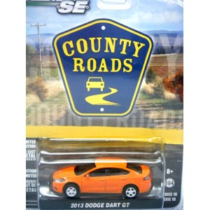 Greenlight County Roads - 2013 Dodge Dart GT
