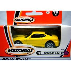 Matchbox Ferrari 456 GT Coupe