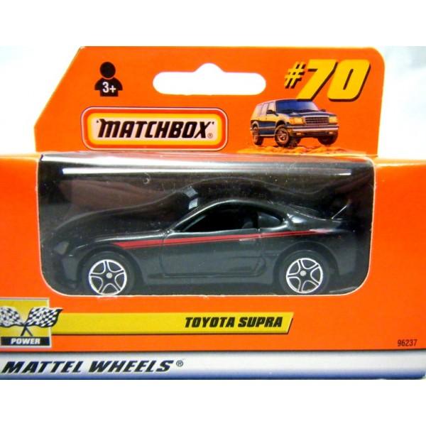 Matchbox Toyota Supra Turbo Euro Edition