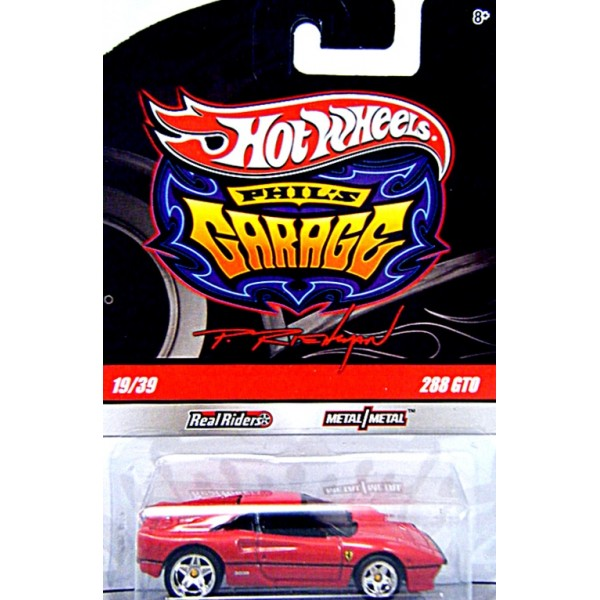 Hot Wheels Phil S Garage Ferrari 288 Gto Global