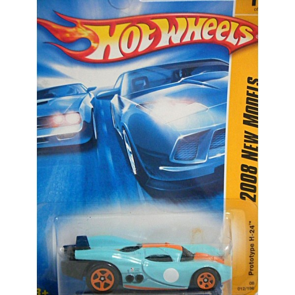 Hot Wheels 2008 New Models Series - Prototype H-24 ...