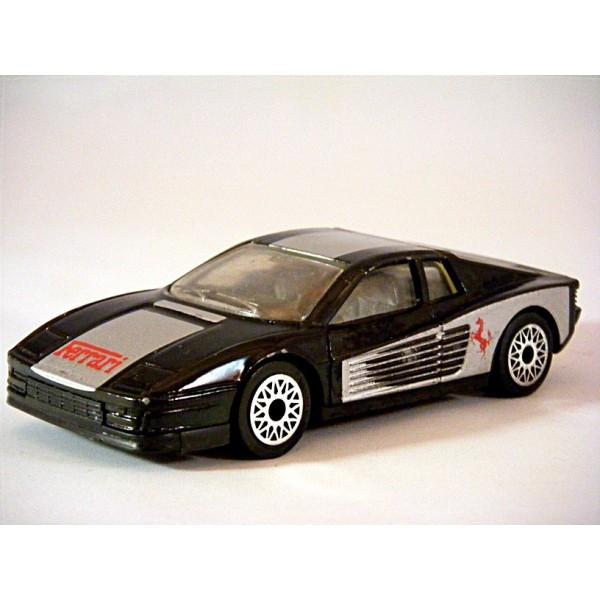 Matchbox Ferrari Testarossa Global Diecast Direct