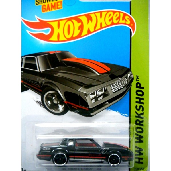 New Chevelle Ss >> Hot Wheels -1986 Chevy Monte Carlo SS - Global Diecast Direct