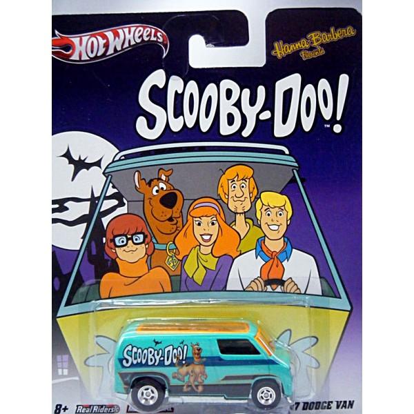 vans scooby