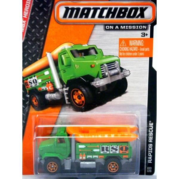 Matchbox Rapid Rescue