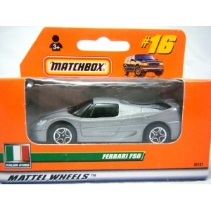 Matchbox Ferrari F-50