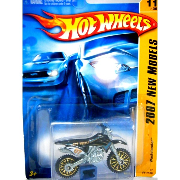 Hot Wheels 2007 First Editions Quot Wastelander Quot Dirt Bike