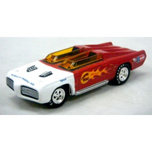 Johnny Lightning Show Rods George Barris Fireball 500 Chrysler Imperial