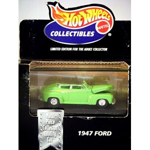 Hot Wheels Collectibles - 1947 Ford Convertible