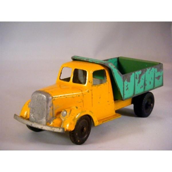 Vintage Tootsie Toy L Model Mack Dump Truck 1947 #