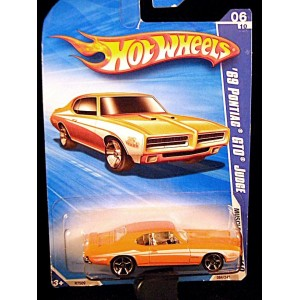 Hot Wheels 1969 Pontiac GTO Judge