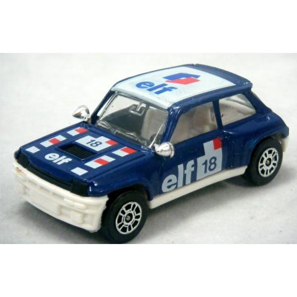 Renault Race Car: Renault Turbo Race Car