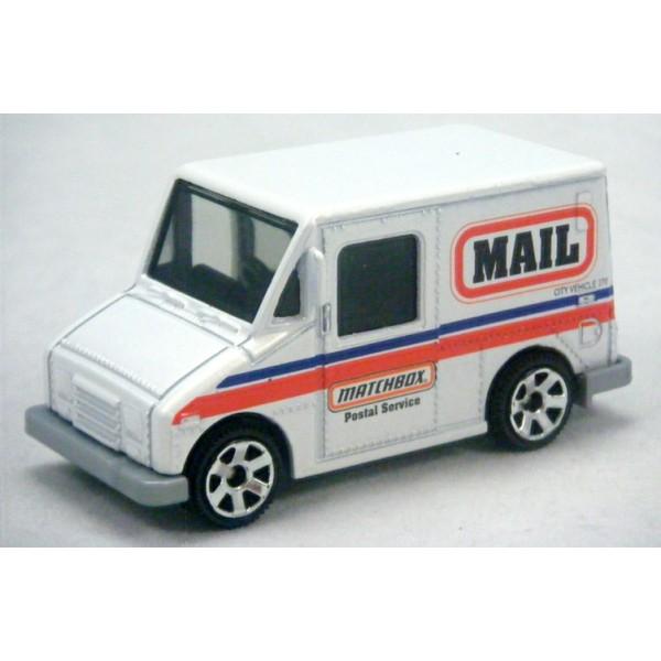 Matchbox - Postal Service Mail Truck