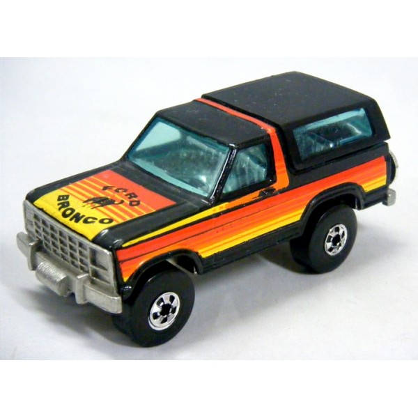Vintage Ford Bronco >> Hot Wheels - Ford Bronco 4 Wheeler - Global Diecast Direct