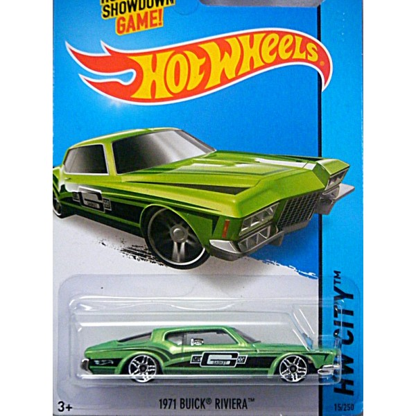 Hot Wheels 1971 Buick Riviera Global Diecast Direct