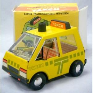 Russian (1970's) Raduga - Taxi Cab