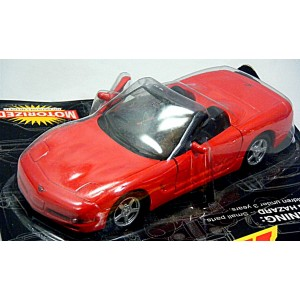 Maisto Power Racer Series - Corvette C5 Convertible