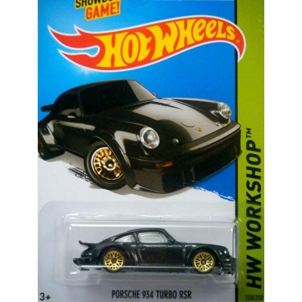 Hot Wheels Porsche 934 Turbo Rsr Global Diecast Direct