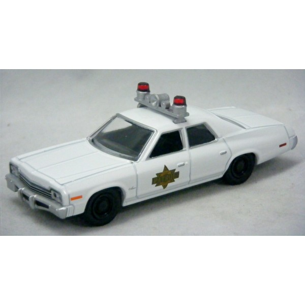 Greenlight Hollywood Smokey The Bandit Ii 1974 Dodge Monaco Police Car