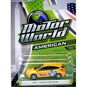 Greenlight Motor World - Ford Focus ST