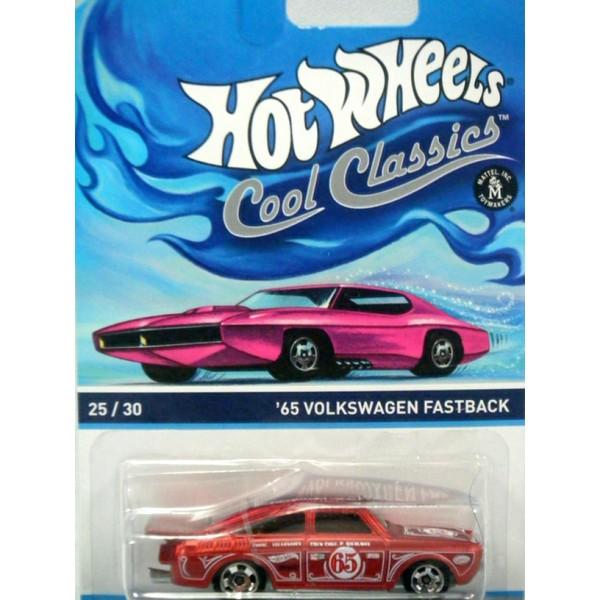 hot wheels cool classics  volkswagen fastback global diecast direct