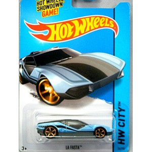 "Hot Wheels Custom Pantera ""La Fasta"""