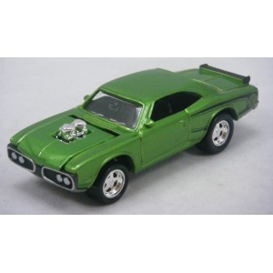 Johnny Lightning Mucle Cars USA - 1970 Dodge SuperBee