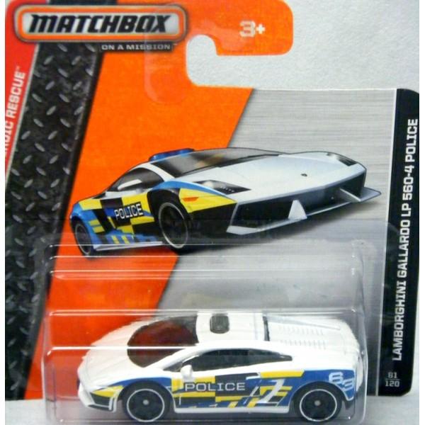 Bmw X5: Lamborghini Gallardo Police Car