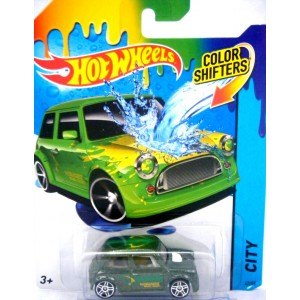 Hot Wheels - Color Shifters - 1961 Morris Mini