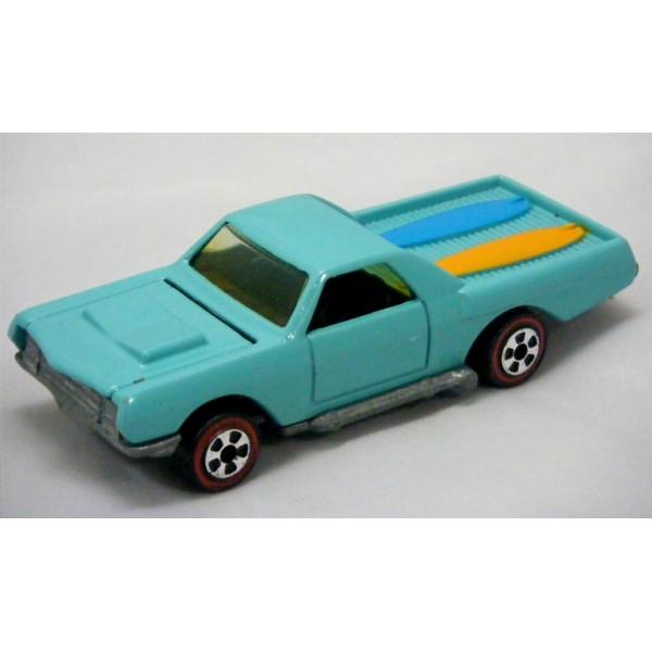 Johnny Lightning - Commemoratives Custom Chevy El Camino ...