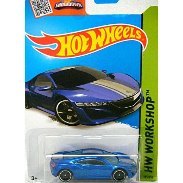 Hot Wheels 2012 Acura Nsx Concept Vehicle Global Diecast Direct
