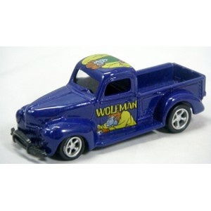 Racing Champions - Street Wheels - Scooby Doo Wolfman 1940 Ford Pickup Truck