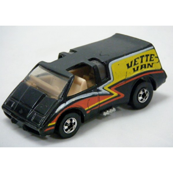 Hot Wheels Vette Van Corvette C Custom Van