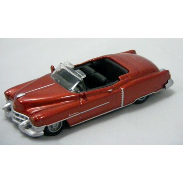 Malibu Model Collection CADILLAC ELDORADO 1953 WITH CARAVAN HO Scale 1:87 NEW!