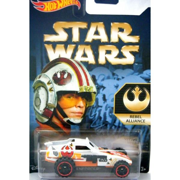 Hot Wheels - Star Wars - Factions - Enforcer Dune Buggy ...
