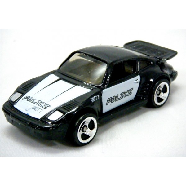 Hot Wheels - Porsche 930 Police Car - Global Diecast Direct
