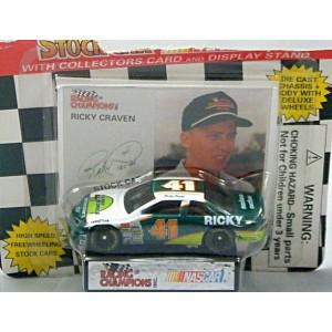 Racing Champions Ricky Craven Hendrick Motorsports 1998 Chevrolet Monte Carlo