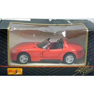 Maisto Special Edition - Dodge Viper