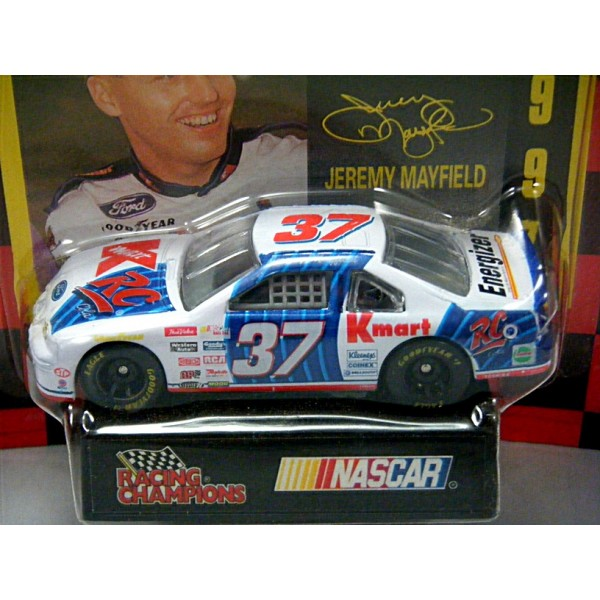 Racing Champions Jeremy Mayfield Kmart Rc Cola Ford Global Diecast Direct