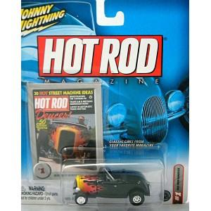 Johnny Lightning Hot Rod Magazine 32 Deuce Roadster Hiboy
