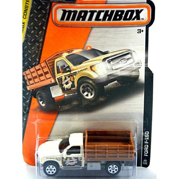Matchbox Ford F-150 Farm Truck