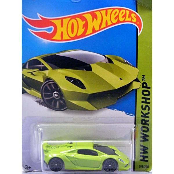 Hot Wheels Lamborghini Sesto Elemento Global Diecast Direct